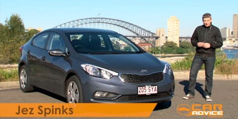 Kia Cerato S Video Review