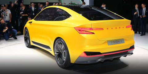Geneva 2019: Concept cars