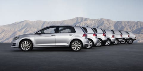 Volkswagen Golf production reaches 30 million mark