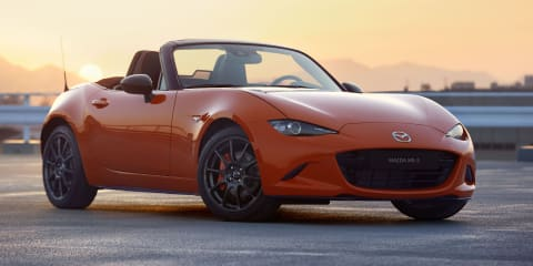 2019 Mazda MX-5 30th Anniversary Edition unveiled, 30 for Australia