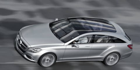 Mercedes-Benz working on a nine-speed automatic gearbox