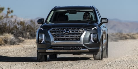 Hyundai Palisade would 'do well' in Australia