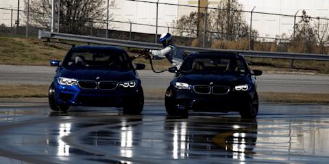 BMW smashes longest continuous drift record
