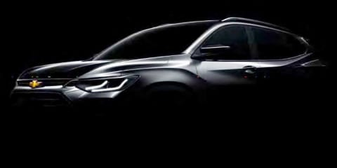 2020 Holden Trax possibly teased during presentation