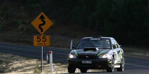 Victorian driver takes first Kuhmo Future Champions Award
