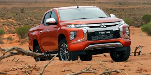 2019 Mitsubishi Triton upgrade revealed