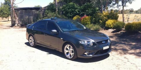 2010 Ford Falcon Review