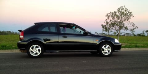 2000 Honda Civic CXi review