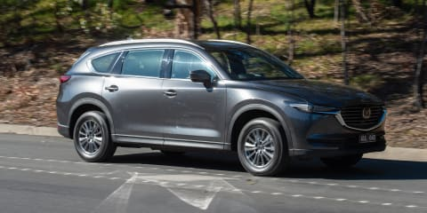 2018 Mazda CX-8 Sport FWD review