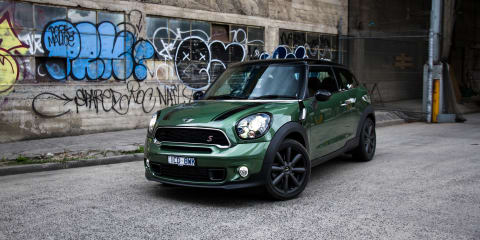 2015 Mini Paceman Cooper S Review