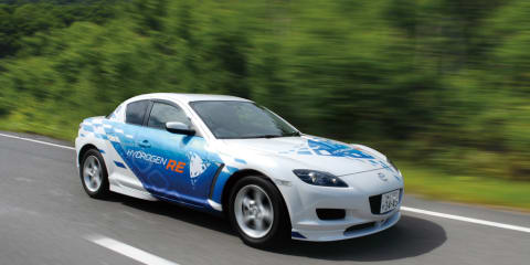 Mazda's Hydrogen Rotary Engine wins International award