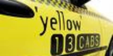 Melbourne's Yellow Cabs go Green