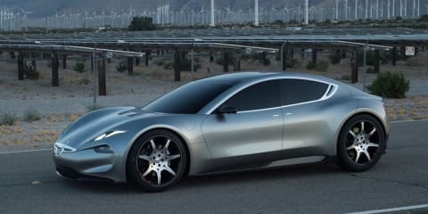 2019 Fisker EMotion revealed