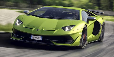 Lamborghini Aventador SVJ revealed, priced from $949,640 - UPDATE