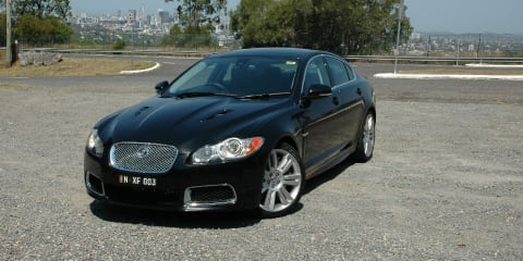 Jaguar XF-R Review & Road Test