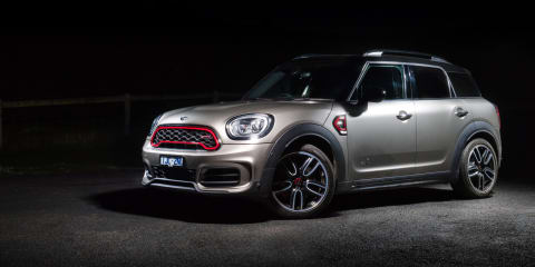 2017 Mini JCW Countryman on sale in Australia