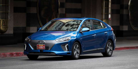 Hyundai Ioniq self-driving prototypes, electric scooters, powered exoskeletons debut at CES