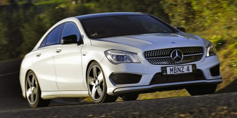 Mercedes-Benz CLA250 Sport 4MATIC tipped to become model's top seller