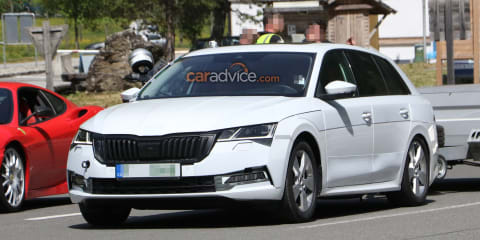 2020 Skoda Octavia scheduled for reveal on November 11 - report