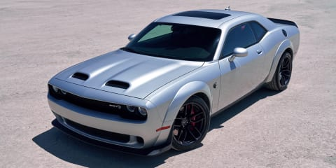 2019 Dodge Challenger SRT Hellcat Redeye unveiled, range updated