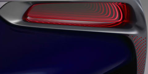 Lexus LF-LC evolution concept to make global debut at Sydney motor show