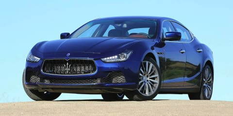 Maserati: New Cars 2014