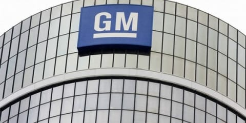 GM set to reclaim mantle of world's largest car maker