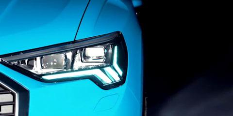 2019 Audi Q3 teased