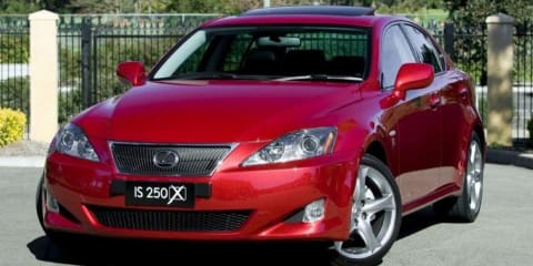 2008 Lexus IS250 X review