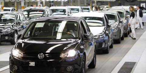 Volkswagen sales bring world domination dreams closer