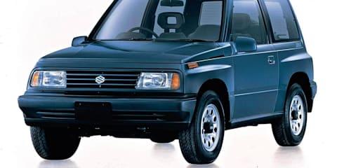 "Suzuki disputes Toyota's ""original SUV"" claim"
