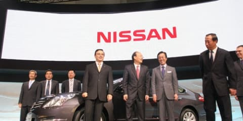 Nissan to introduce new Chinese brand Qi Chen from 2012