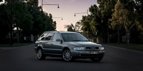 2001 Audi A4 Review