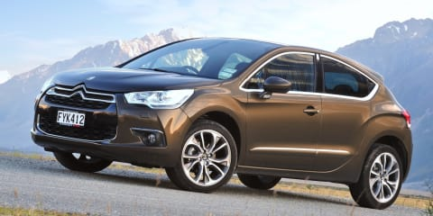 2012 Citroen DS4 on sale in Australia