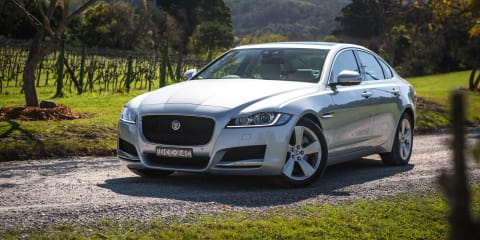 2016 Jaguar XE, XF added to Takata recall