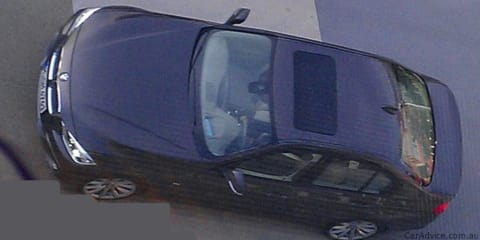 2012 BMW 3 Series spotted without camouflage