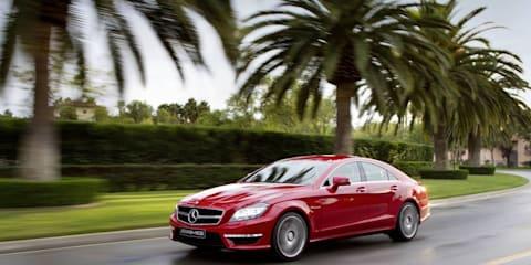 2012 Mercedes-Benz CLS details released