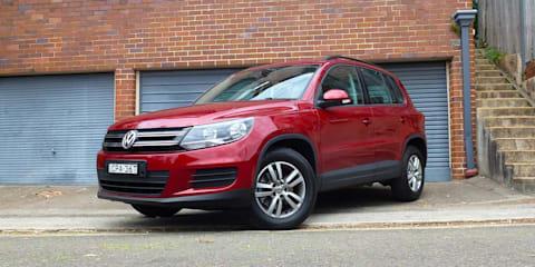 2014 Volkswagen Tiguan Review : 118TSI DSG
