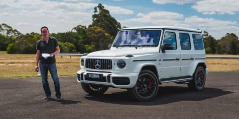The CarAdvice Winners Circle 2018, Curt Dupriez: Mercedes-AMG G63