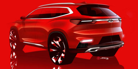 Chery 'M31T' SUV concept teased again ahead of Frankfurt