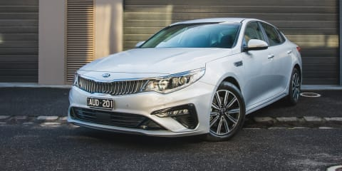 2018 Kia Optima Si review
