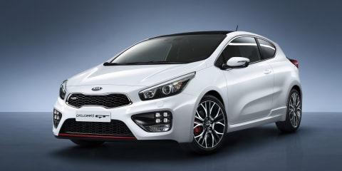 Kia's twin turbo attack to change brand's appeal
