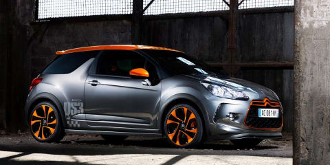 Citroen DS3 turns it on at Goodwood