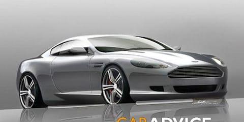 Aston Martin DB9 tops UK
