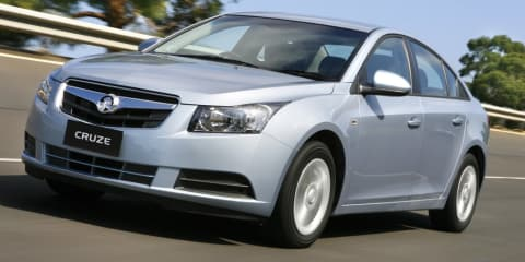 Holden Cruze News: Review, Specification, Price | CarAdvice