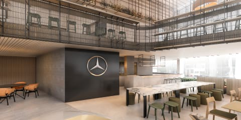 Mercedes Me store coming to Melbourne