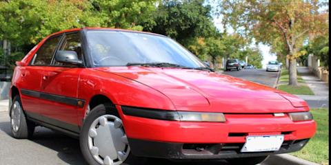 1990 Mazda 323 Astina Review