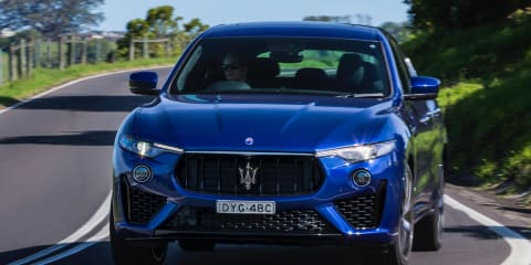 2018 Maserati Levante: News, Specs, Price >> Maserati Levante News Review Specification Price Caradvice