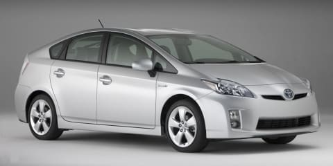 Recycling the new Toyota Prius