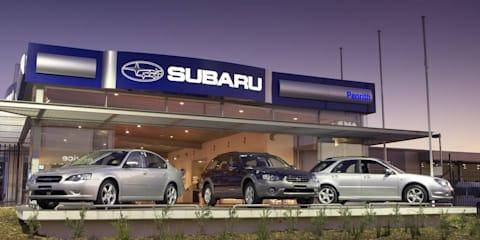 Subaru to produce cars in China